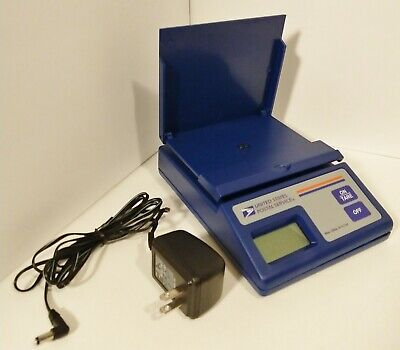 Usps 10lb Postal Scale Compact Digital Fits Large Boxes Home Office Shipping