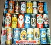 Jigsaw Puzzle: Collectable Beer cans 500 pieces Barossa Area Preview