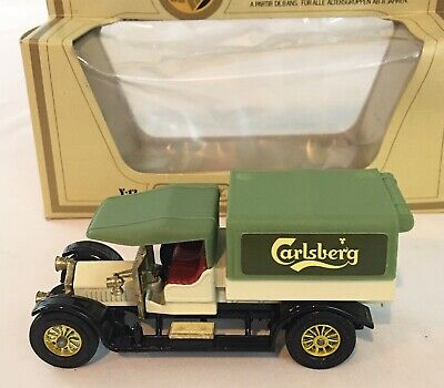 Matchbox Models of Yesteryear 1918 Crossley   Y-13 Carlsberg