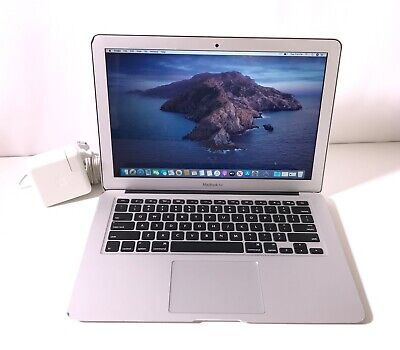 Apple MacBook Air 13  - 128 GB SSD - 4 GB RAM - Core i5 - 2014 O.S. - C95