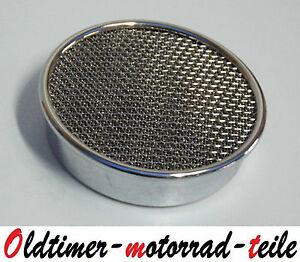 Luftfilter Verchromt für BMW R5 R6 R61 R71 R66 R51 M72 URAL DNEPR - <span itemprop=availableAtOrFrom>Pruszcz Gdanski, Polska</span> - Zwroty są przyjmowane - Pruszcz Gdanski, Polska