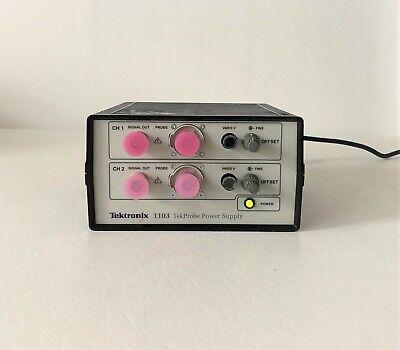 Tektronix 1103 Tekprobe Power Supply - Tested With Warranty
