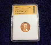 Proof Lincoln Cent