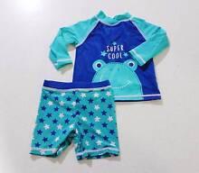 Baby Boy Swim Set Size 6-12m Aubin Grove Cockburn Area Preview