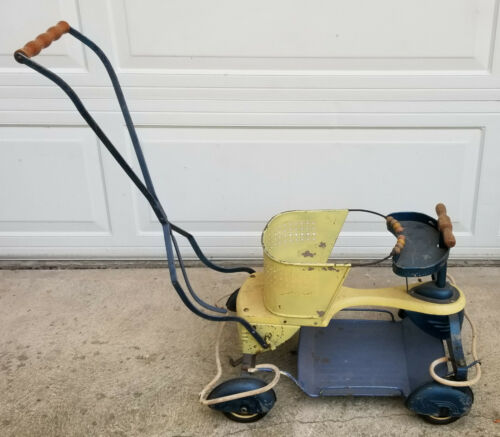 Vintage Taylor Tot Walker Stroller with Fenders