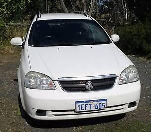 2007 Holden Viva Wagon Hobart CBD Hobart City Preview