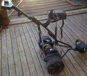 Electric Golf Cart - Caddymatic