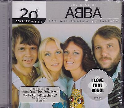 Abba The Best I Love that Song Made in USA Not those import Low