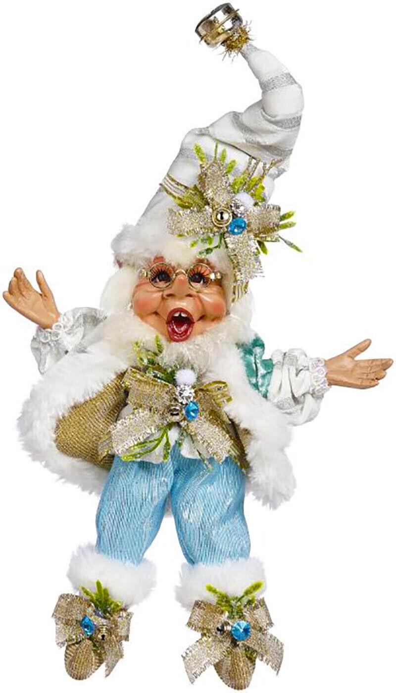 "[Mark Roberts Elves - Frosty Elf 51-05568 Small 10.5"" Figurine </Title]"