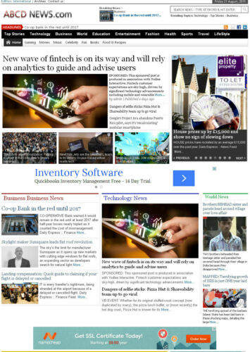 Fully Automated Wordpress News Website - 100% Autopilot - SEO Ready Website