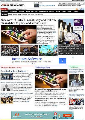 Autopilot News Website