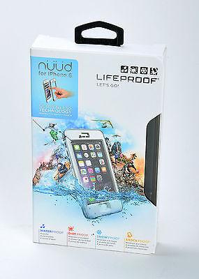 LifeProof nuud Waterproof Dust Dirty Proof Hard Case fo 4.7