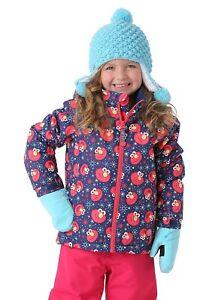 Roxy Toddler Girls Snowboard Mini Jetty Jacket 3T