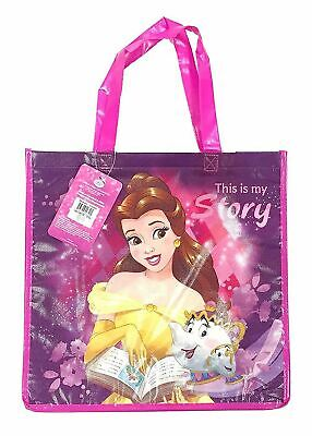 Disney Belle This Is My Story Reusable Shopping Bags Foldable Large Tote Bag Gif](Disney Gifs)