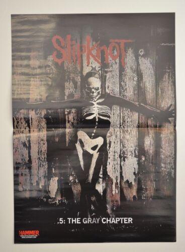 Slipknot - Magazine Center Spread Poster Heavy Metal Band - Tesseract