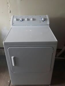 2yrs old GE Gas Dryer (can deliver)