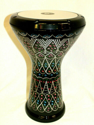 Drum Darbuka Doumbek Beautiful Design Hand Percussion Instrument Nice Gift