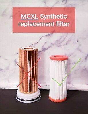 Cerec Mcxl Synthetic Filter New Generation Last 20x Longer