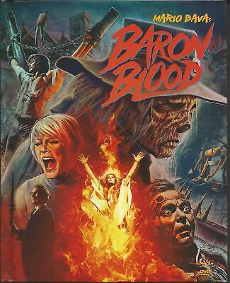 Baron Blood - Mario Bava -  Mediabook (Blu-ray + 2DVD)