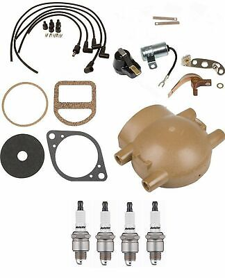 New Complete Tune Up Kit For Ford 9n 2n 8n Tractors With Front Mount Distribut