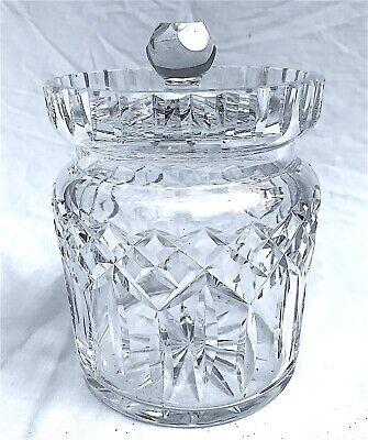 Jars Crystal Biscuit Vatican