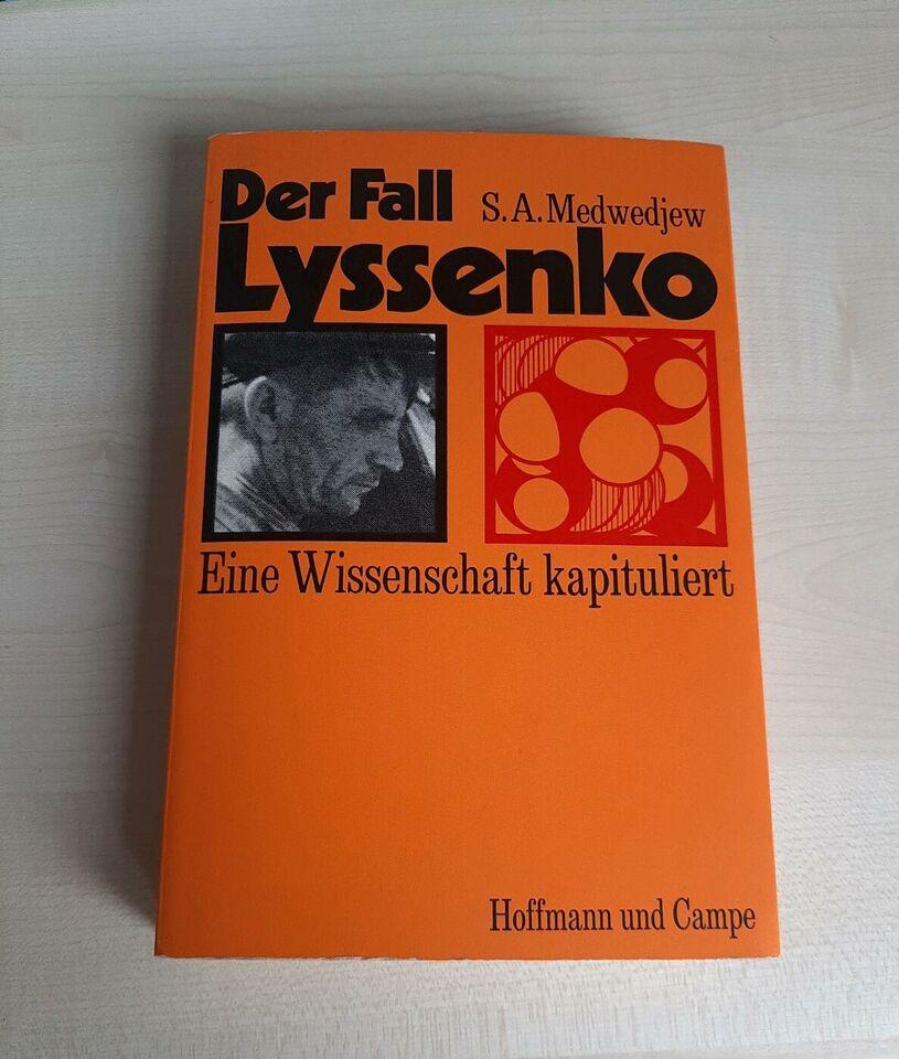 Buch der Fall Lyssenko zu verschenken in Lesum