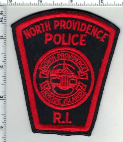 North Providence Police (Rhode Island) 2nd Issue Shoulder Patch