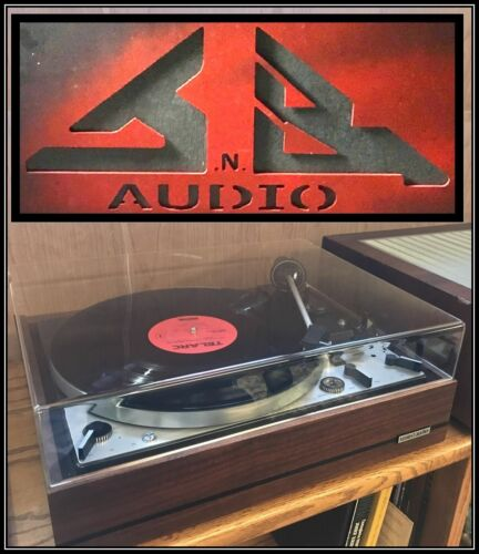 """Dual 1229 1219  Custom """"NEW"""" JnB Dust Cover for Turntable   -= 3 Week Build =-"""