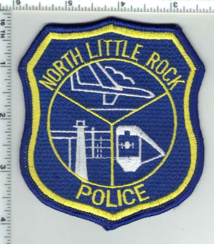 North Little Rock Police (Arkansas) 3rd Issue Shoulder Patch
