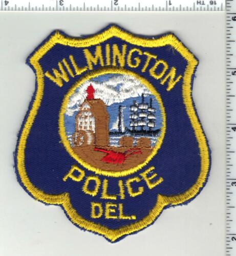 Wilmington Police (Delaware) 2nd Issue Shoulder Patch