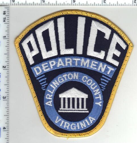 Arlington County Police (Virginia) Uniform Take-Off Smaller Shoulder Patch