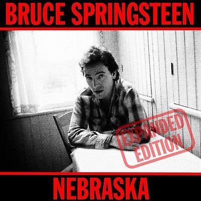 Bruce Springsteen   Nebraska  Expanded Edition   Cd   Atlantic City  Johnny 99