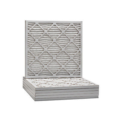 20x20x1 Ultra Allergen Merv 11 Tier1 Replacement AC Furnace Air Filter (6 Pack)