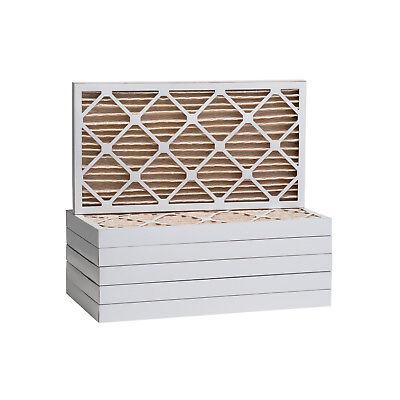 15x30x2 Ultra Allergen Merv 11 Replacement AC Furnace Air Filter (6 Pack)