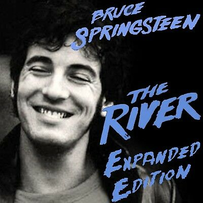 Bruce Springsteen   The River  Expanded Edition  2 Cd  Hungry Heart  Fade Away