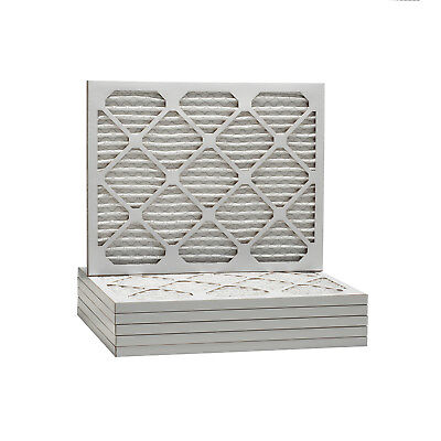 16x20x1 Dust and Pollen Merv 8 Tier1 Replacement AC Furnace Air Filter (6 Pack)