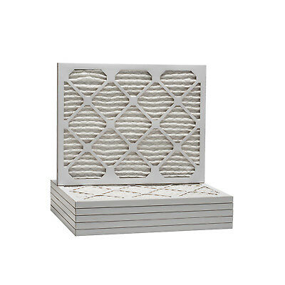16x20x1 Ultimate Allergen Merv 13 Tier1 Replacement Furnace Air Filter 6 Pack
