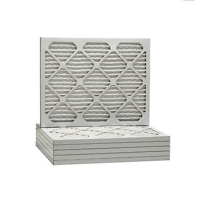 14x18x1 Dust and Pollen Merv 8 Replacement AC Furnace Air Filter (6 Pack)