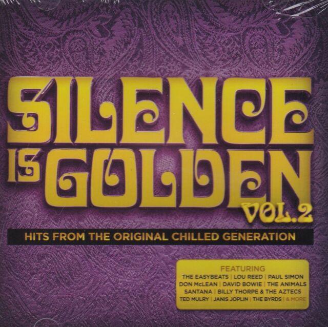 [BRAND NEW] 3CD: SILENCE IS GOLDEN VOL.2: VARIOUS ARTISTS