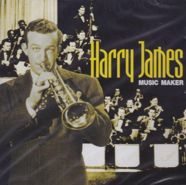 [NEW] CD: HARRY JAMES: MUSIC MAKER