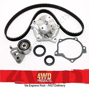 Water-Pump-Timing-Belt-kit-Rodeo-TFS17-88-98-Jackaroo-UBS17-88-92-2-6-4ZE1