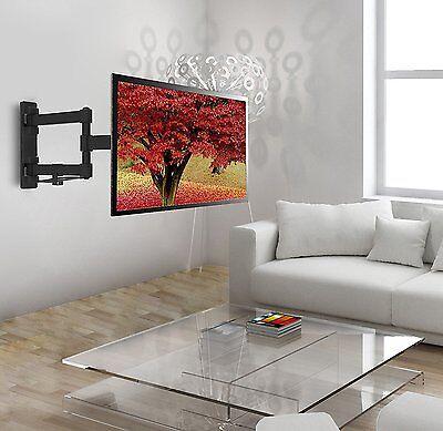 Articulating Tilt Swivel HD TV Wall Mount 19 22 28 32