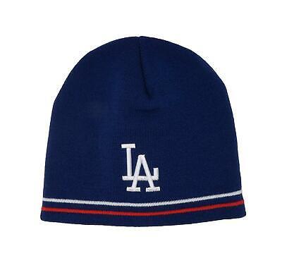 9e718c4ced8a3 NEW ERA Men Women Unisex Beanie Hat Cap Los Angeles Dodgers LA Toque Navy  Blue