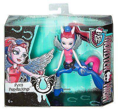 Pyxis Prepstockings Monster High Fright-Mares,Centauren,Centaurus Puppe, Mattel (Monster High Sachen)