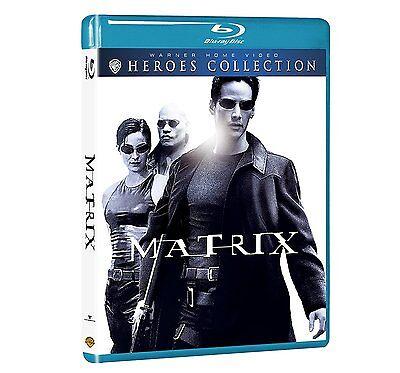 Matrix (Blu Ray) Keanu Reeves