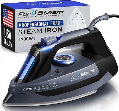 Pur Steam Professional Grade Steam Iron 1700w