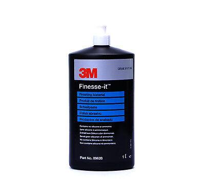 3M Finesse-it Schleifpaste für Autolack und Poliermaschine Politur 3M 09639