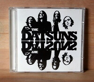 2002 Hell Squad Records THE DATSUNS compact disc V2 MUSIC on CD very clean VG