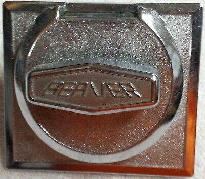 Beaver Candy Machine Chrome 25cent Coin Mechanism