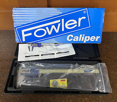 New Fowler Digital Caliper 54-101-200-1. 8200mm